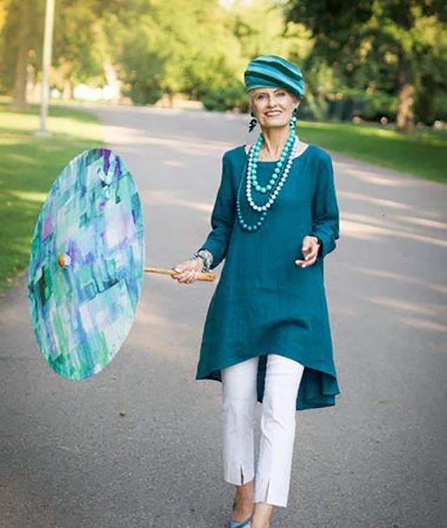 מגזין אופנה, פרשת חיי שרה, The Best Clothes for Older Women