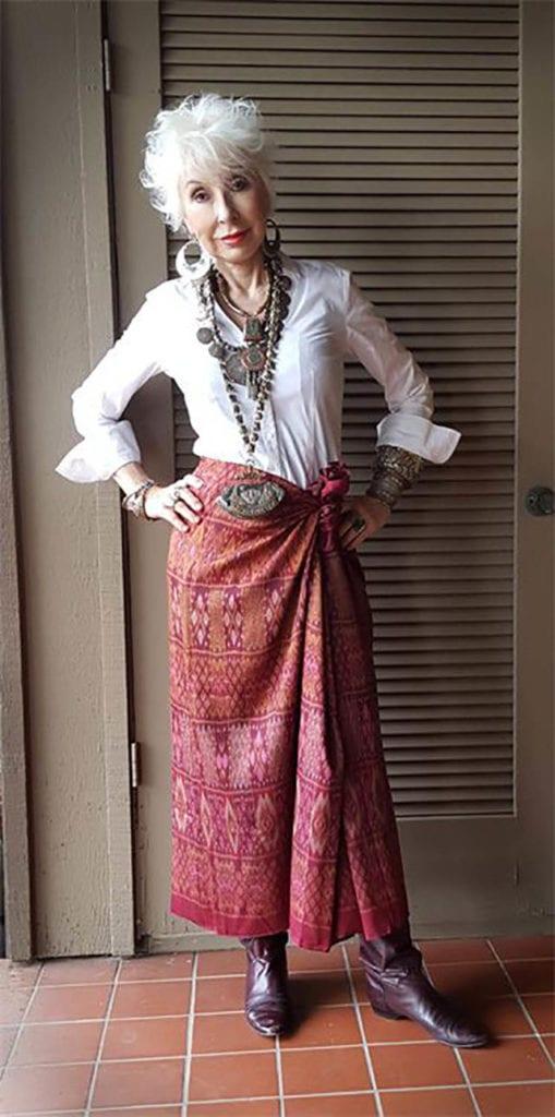מגזין אופנה, פרשת חיי שרה, The Look Book Style File (Power of Adornment)