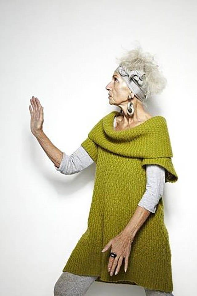 מגזין אופנה, פרשת חיי שרה, Why don't we see this in Vogue Magazine_ Fierce Fashionistas Aged 50 and Over -