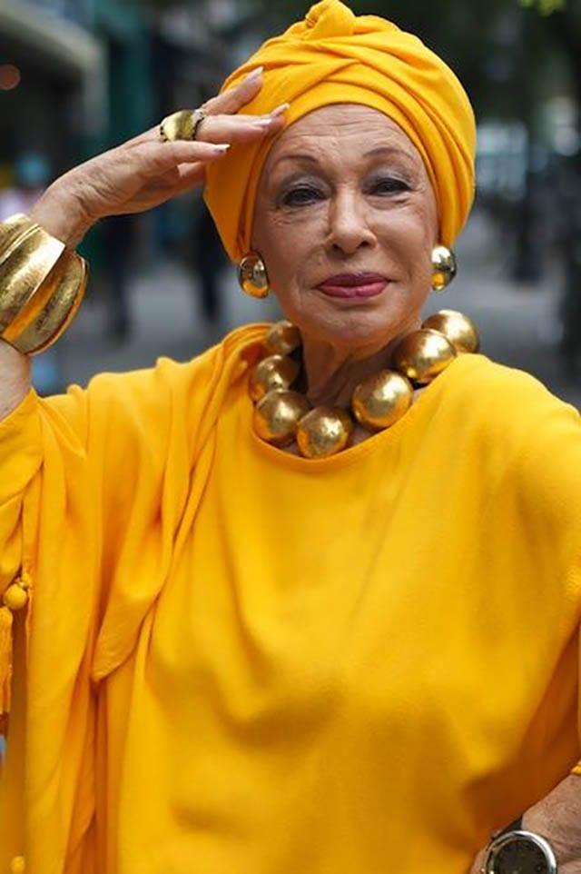 מגזין אופנה, פרשת חיי שרה, advanced style_ doing your thing at any age - Improvised Life