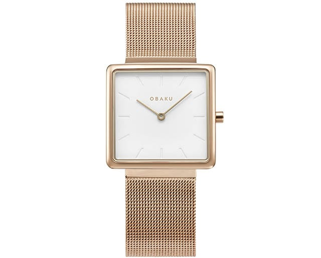 אובאקו, המשיק סדרת שעונים חדשה לחורף 2020. חדשות אופנה