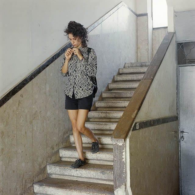 דניאל צאל, צילום, מוזיאון תל אביב -