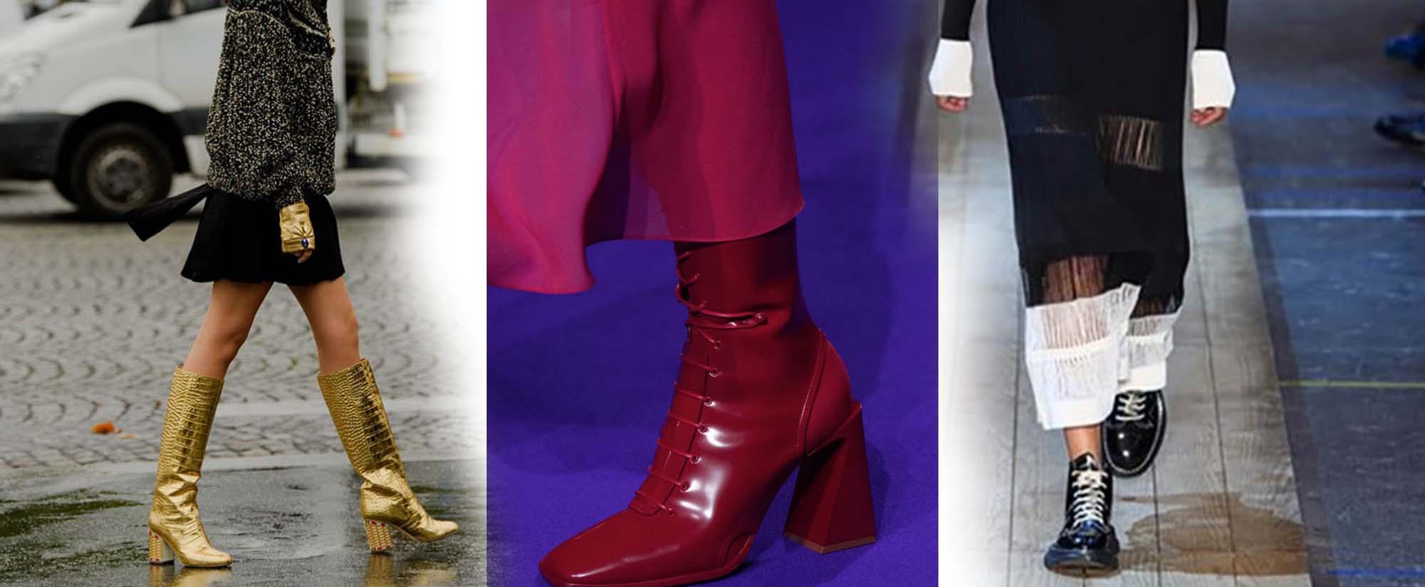 טרנדים 2020 נעלים להוטות