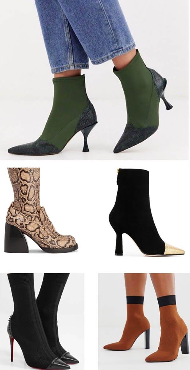 נעליים - טרנדים - חורף 2020