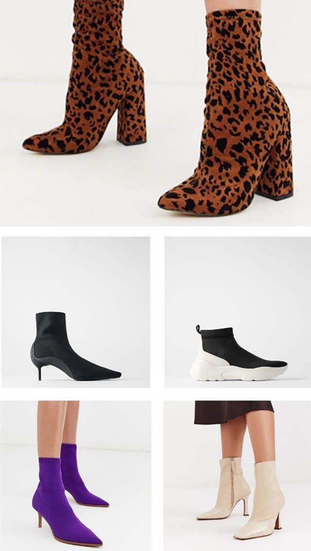מנומר, נעליים -- טרנדים -- חורף 2020
