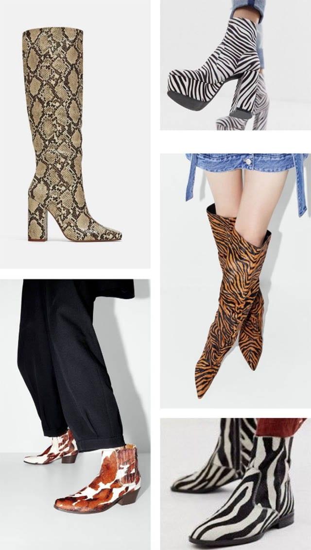 נעליים טרנדים של חורף 2020, חדשות האופנה, מגזין אופנה