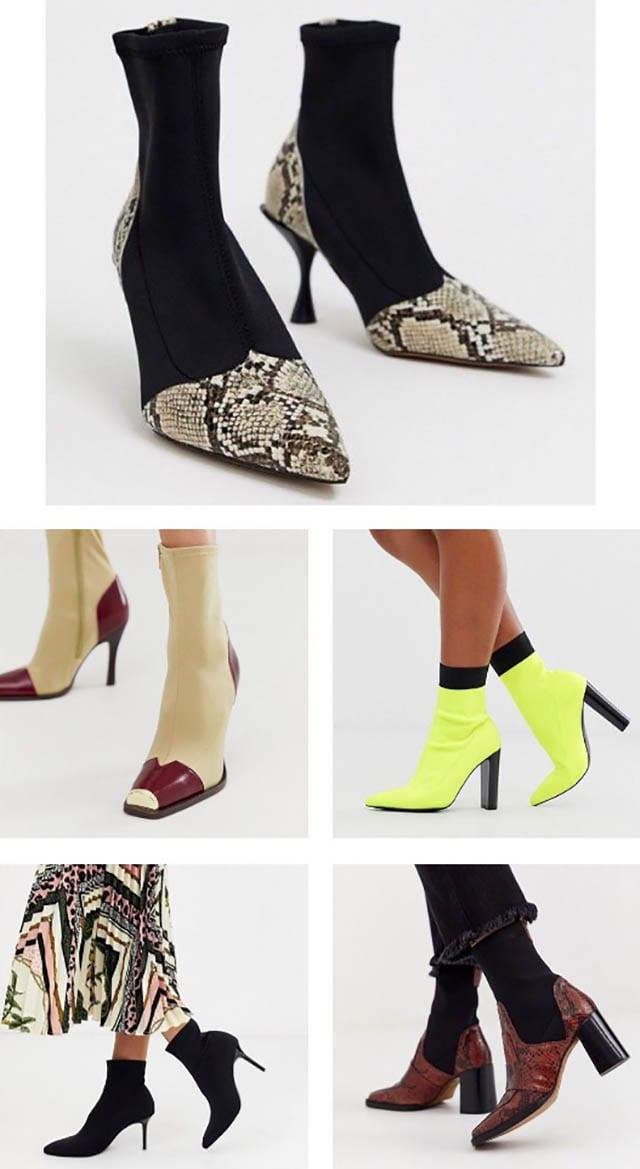 נעליים - טרנדים 1- חורף 2020