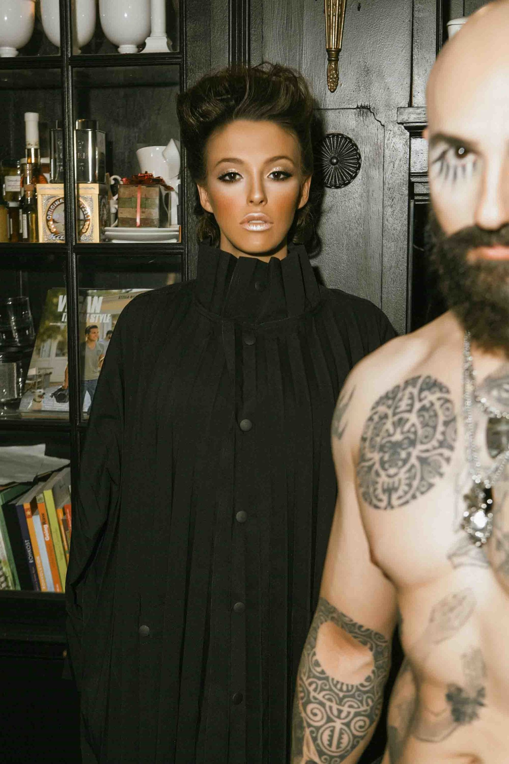 Beni Durrer, Yarin Shahaf, איפור, מגזין אופנה - 3