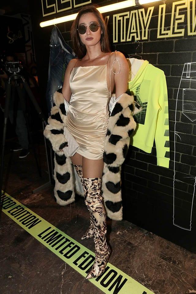 רומי נסט באירוע של לי קופר צילום אמיר מאירי, מגזין אופנה