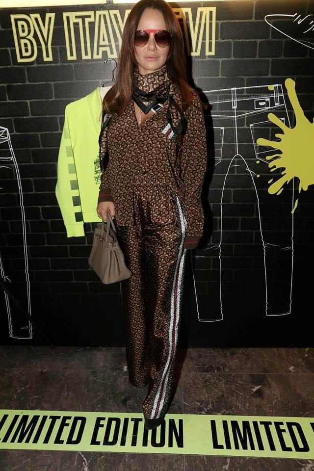אירית רחמים באירוע של לי קופר צילום אמיר מאירי, מגזין אופנה