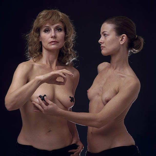 טניה אוסטוביץ', מגזין אופנה