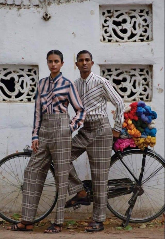רבקה בצלאל, תערוכת אופנה - 12