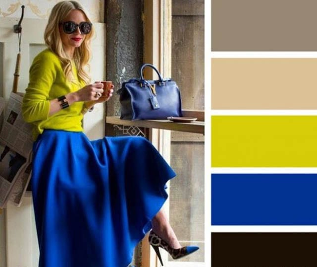 20 warm colour combinations for your autumn wardrobe, חדשות אופנה