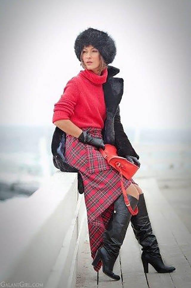 פרשת השבוע מקץ, 58 Beautiful Tartan Look Outfit Ideas For Ladies - fashionssories_com