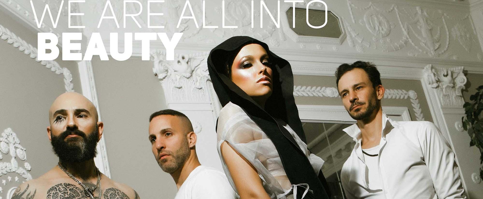 Beni Durrer, Yarin Shahaf, איפור, מגזין אופנה -