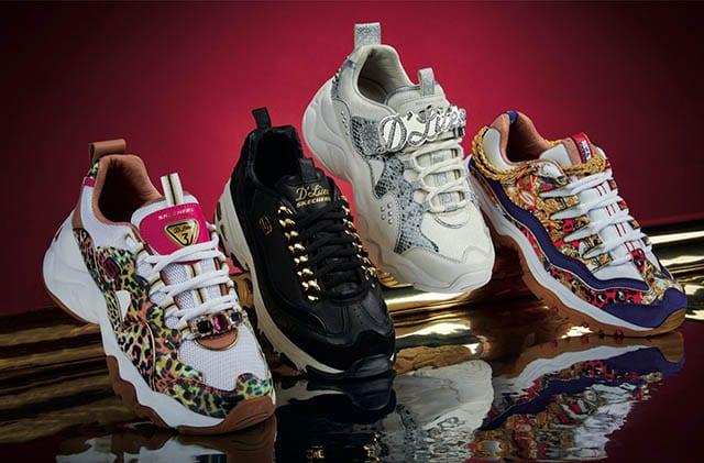 נעלי ספורט סקצ׳רס, FOUR-SHOT_Skechers Premium Heritage Limited Edition Collection, חדשות האופנה