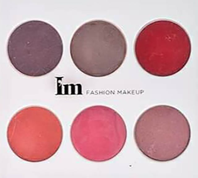 Im fashion makeup, פלטת שפתונים, איפור