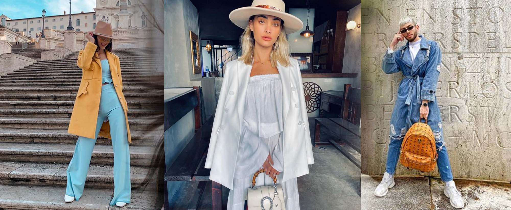 Instagram Style- TOP 5 Fashion Look. November 2019