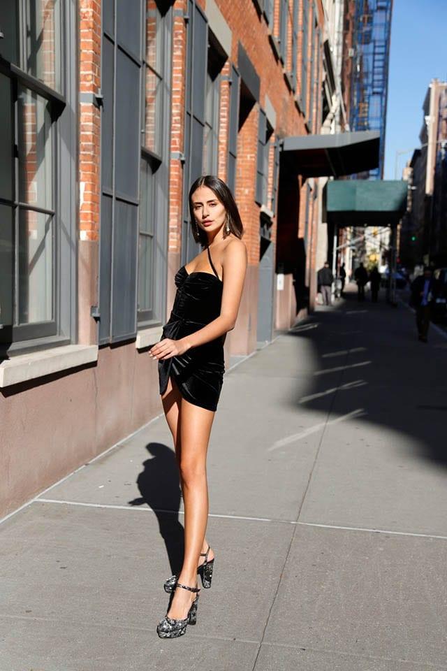 La fille de, קולקציית חורף 2020, צילום נועם אקהאוס, חדשות האופנה