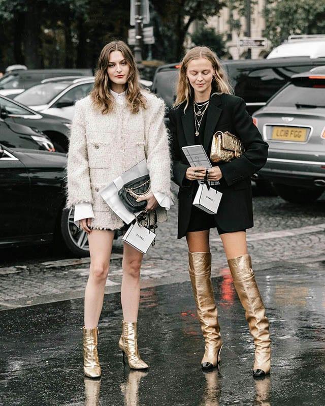 טרנדים, נעליים טרנדיות חורף 2020, חדשות האופנה, מגזין אופנה - 1689111