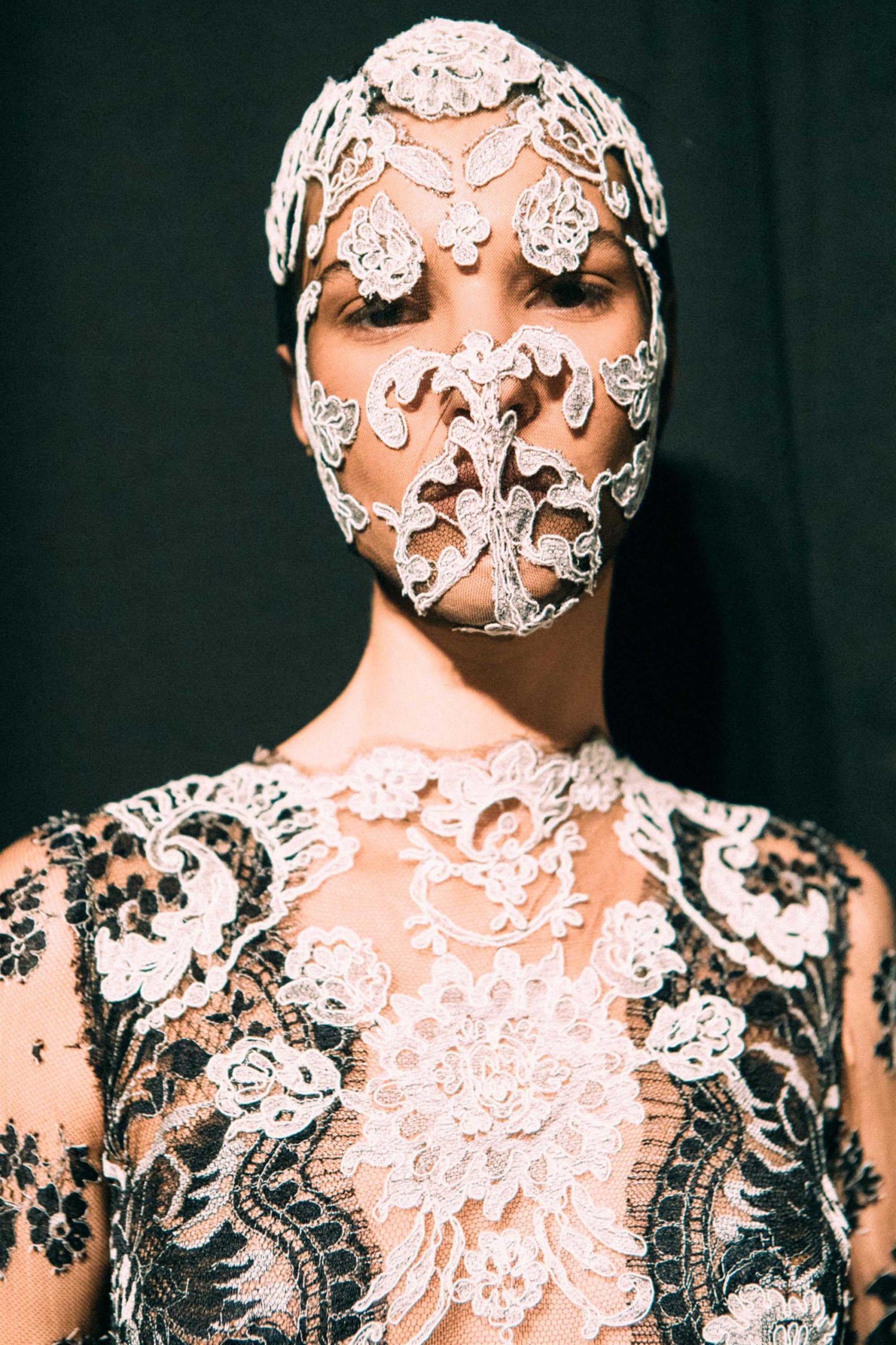 אלון ליבנה. שבוע האופנה תל אביב 2019. צילום: עדי סגל, חדשות האופנה
