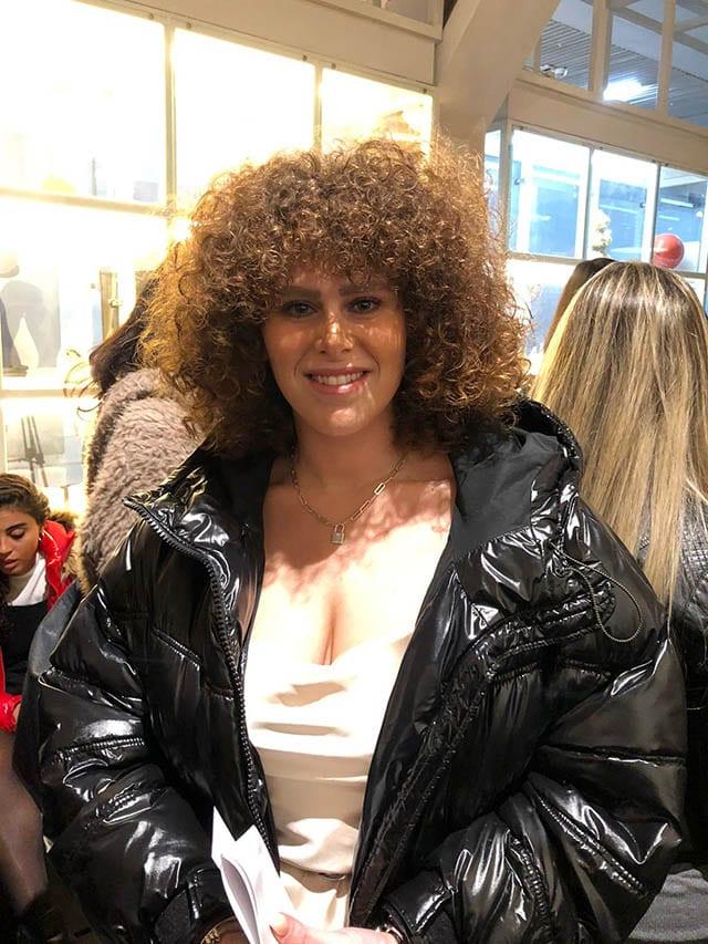 ירדן משה, שבוע האופנה תל אביב 2020