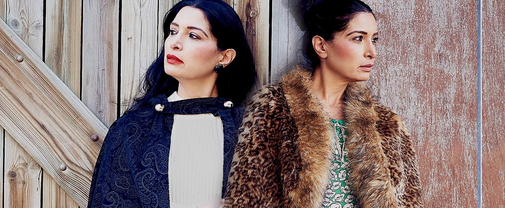 שכמייה, מאיה אושרי כהן, kim kandler, מגזין אופנה ישראלי -