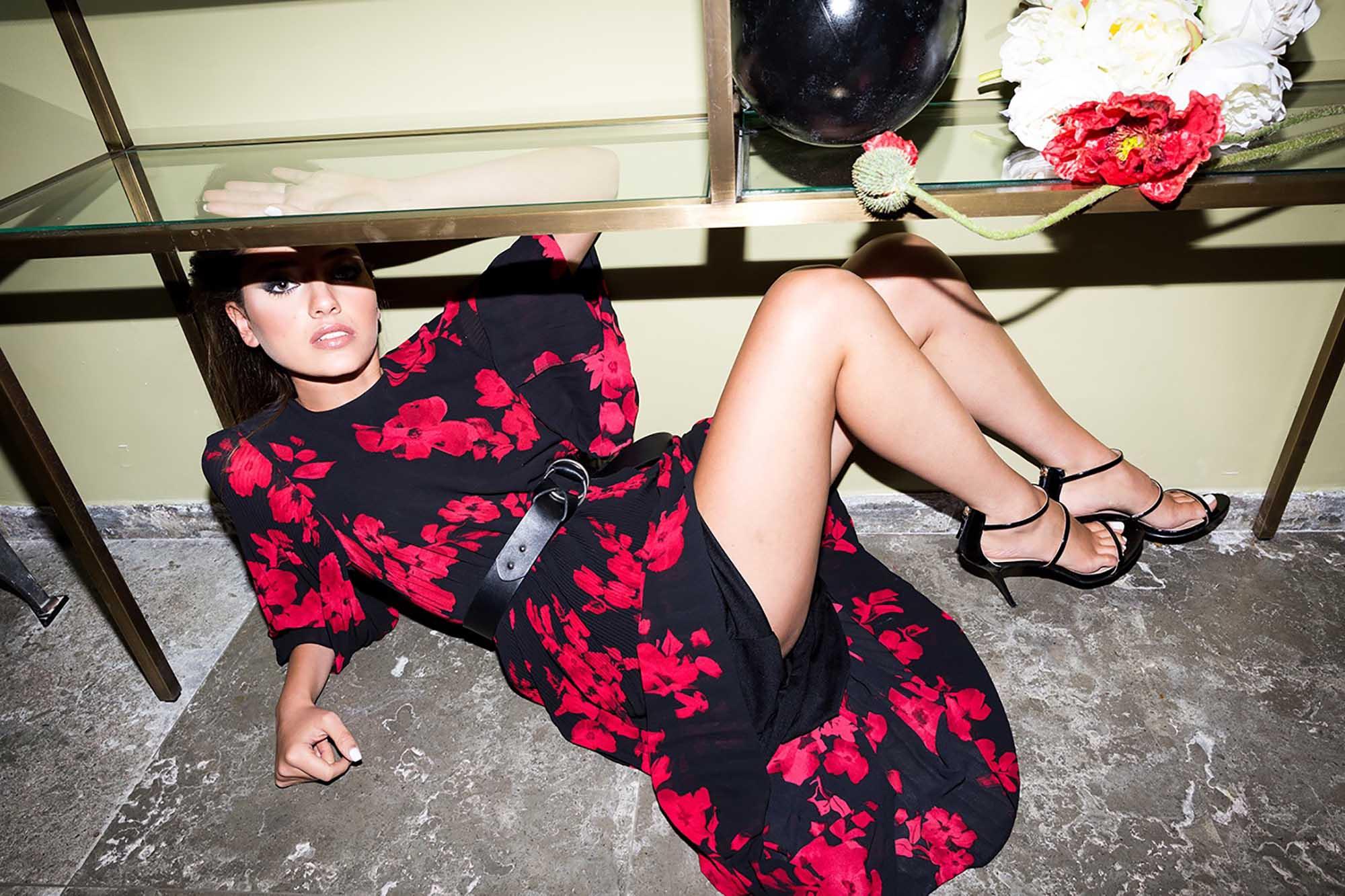 ירין שחף, הפקת אופנה, קרינה גרוזמן, שירה לכנר, מגזין אופנה -7
