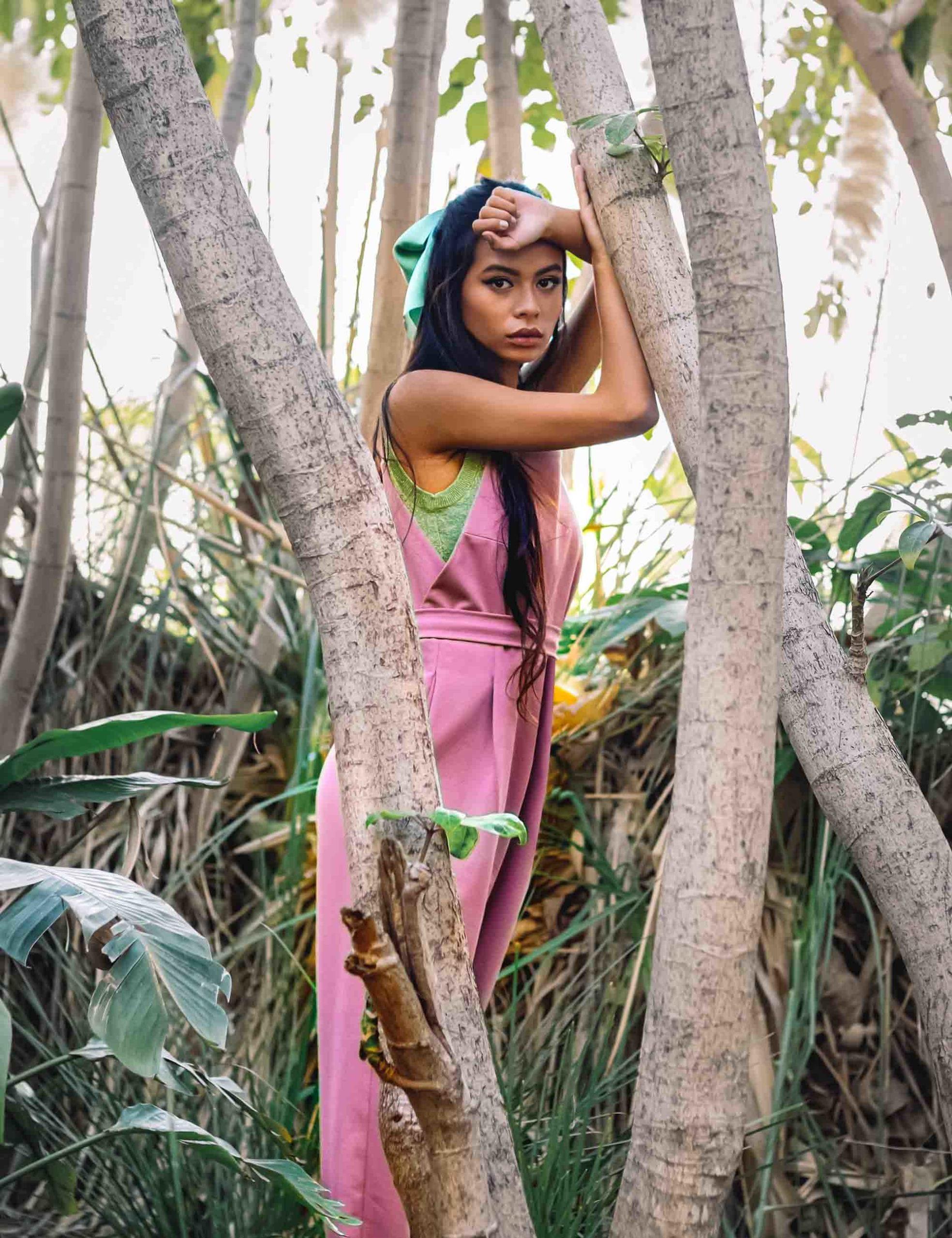 סוזי אבו קעוד, מגזין אופנה - 3