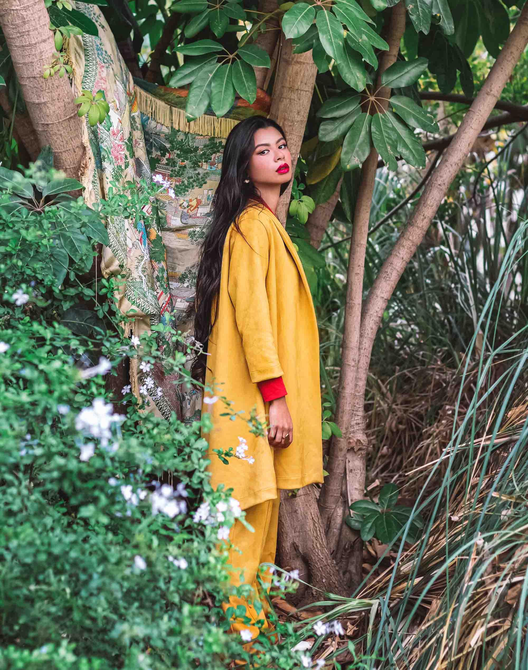 סוזי אבו קעוד, מגזין אופנה - 5