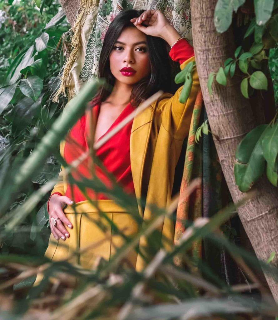 סוזי אבו קעוד, מגזין אופנה - 6