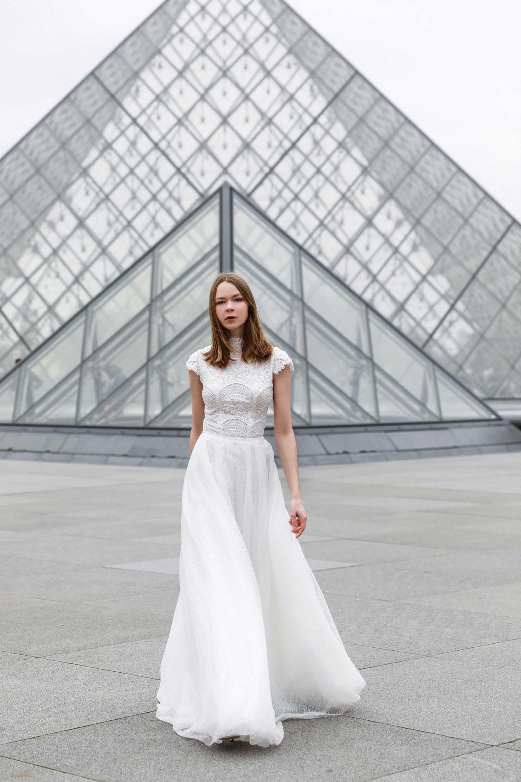 מריה מנור שמלות כלה, קלייר שמלות כלה, מגזין אופנה -