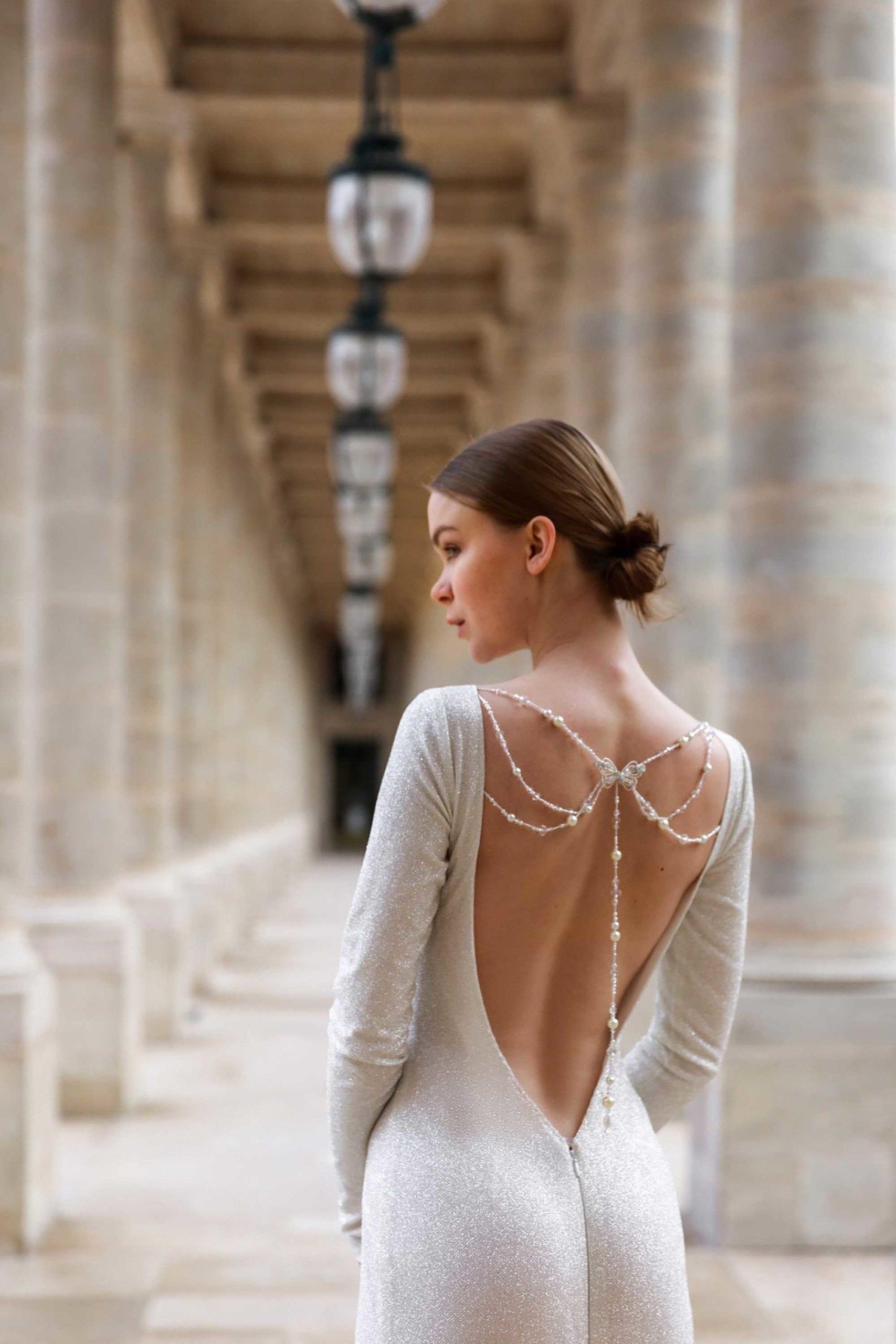 מריה מנור שמלות כלה, קלייר שמלות כלה, מגזין אופנה - 3