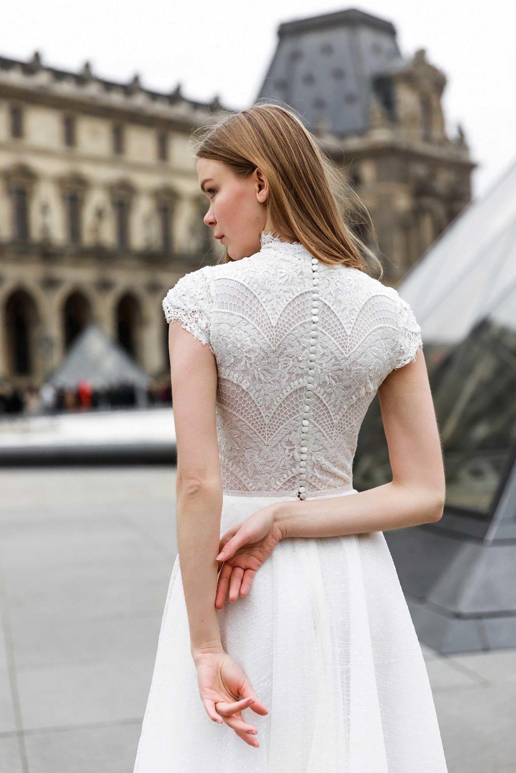 מריה מנור שמלות כלה, קלייר שמלות כלה, מגזין אופנה - 2