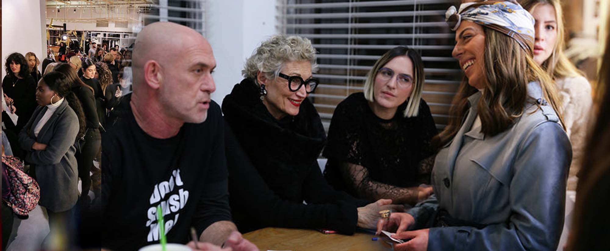 מוטי רייף, ריי שגב, שבוע האופנה תל אביב 2020, חדשות האופנה