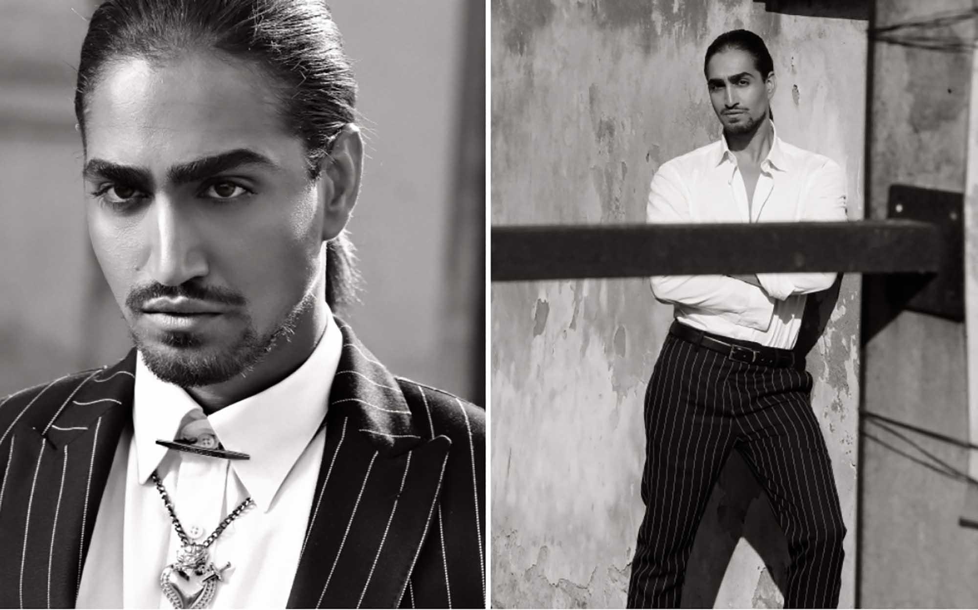 שון בלאיש. צילום: מאוריציו מונטני, מגזין אופנה - 16