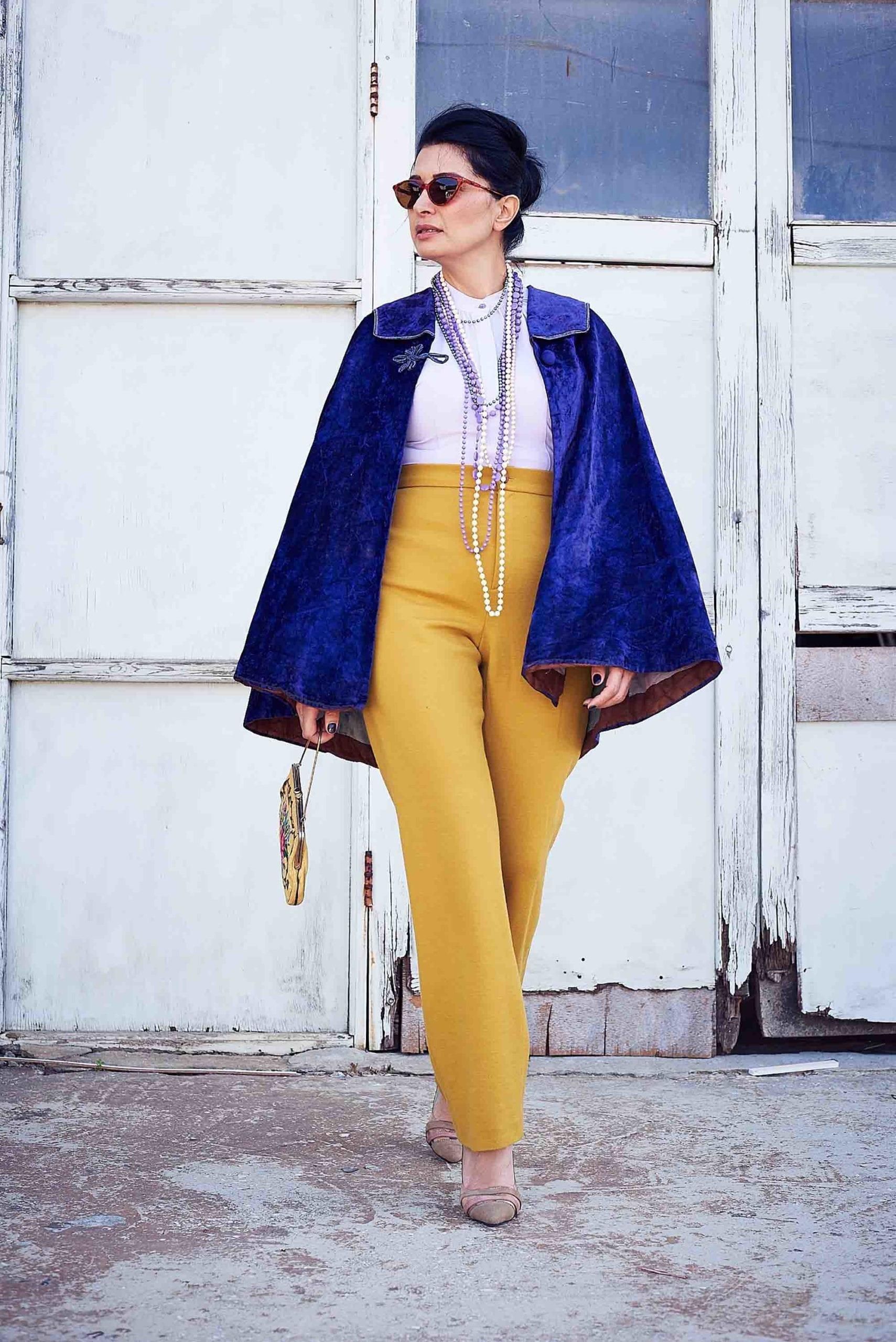 שכמייה, מאיה אושרי כהן, kim kandler, מגזין אופנה ישראלי - 5