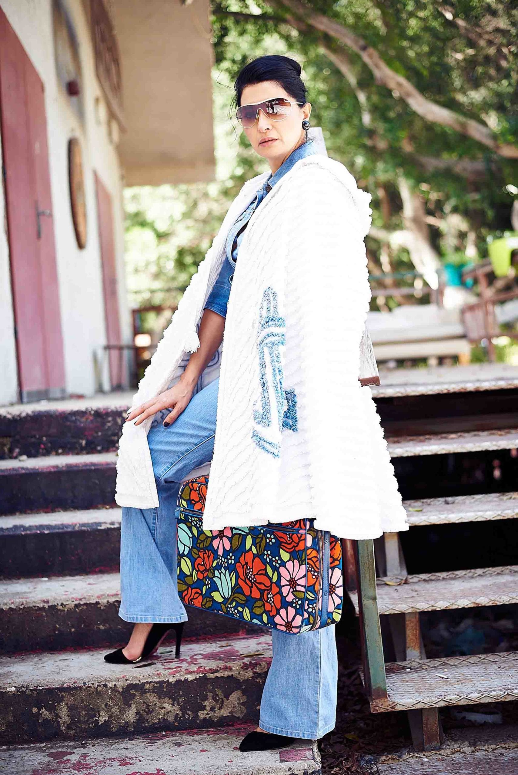 שכמייה, מאיה אושרי כהן, kim kandler, מגזין אופנה ישראלי - 4