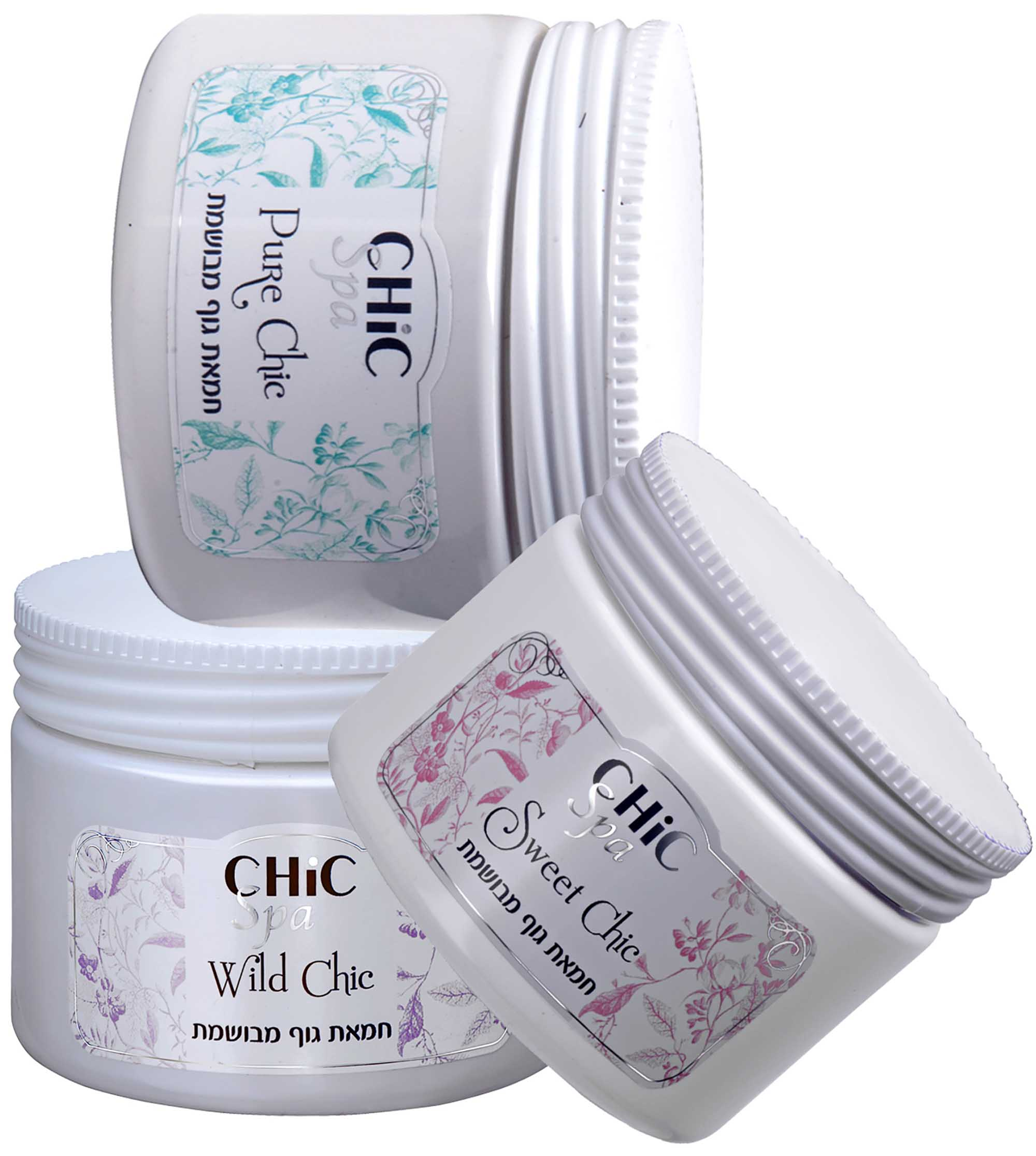 חמאות גוף - CHIC, מוצרי יופי וטיפוח