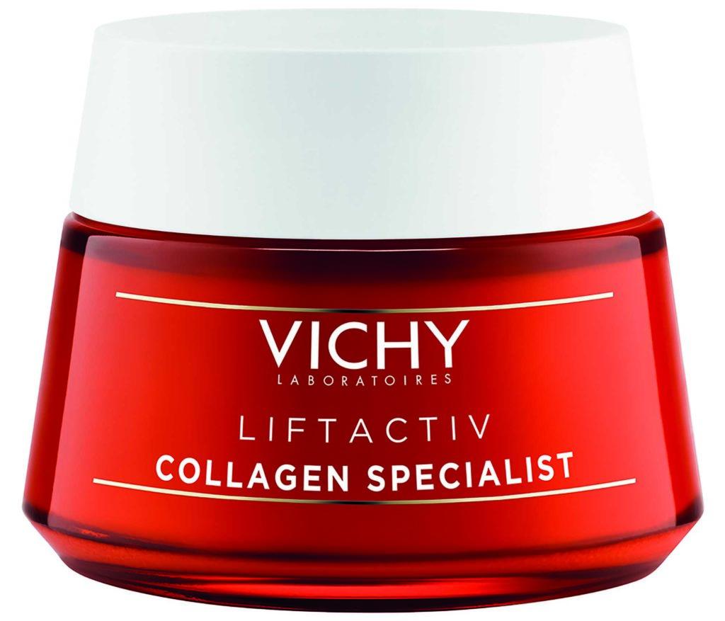 וישי קרם לחות קולגן ספיישליסט מסדרת ליפטאקטיב, איפור, מוצרי יופי