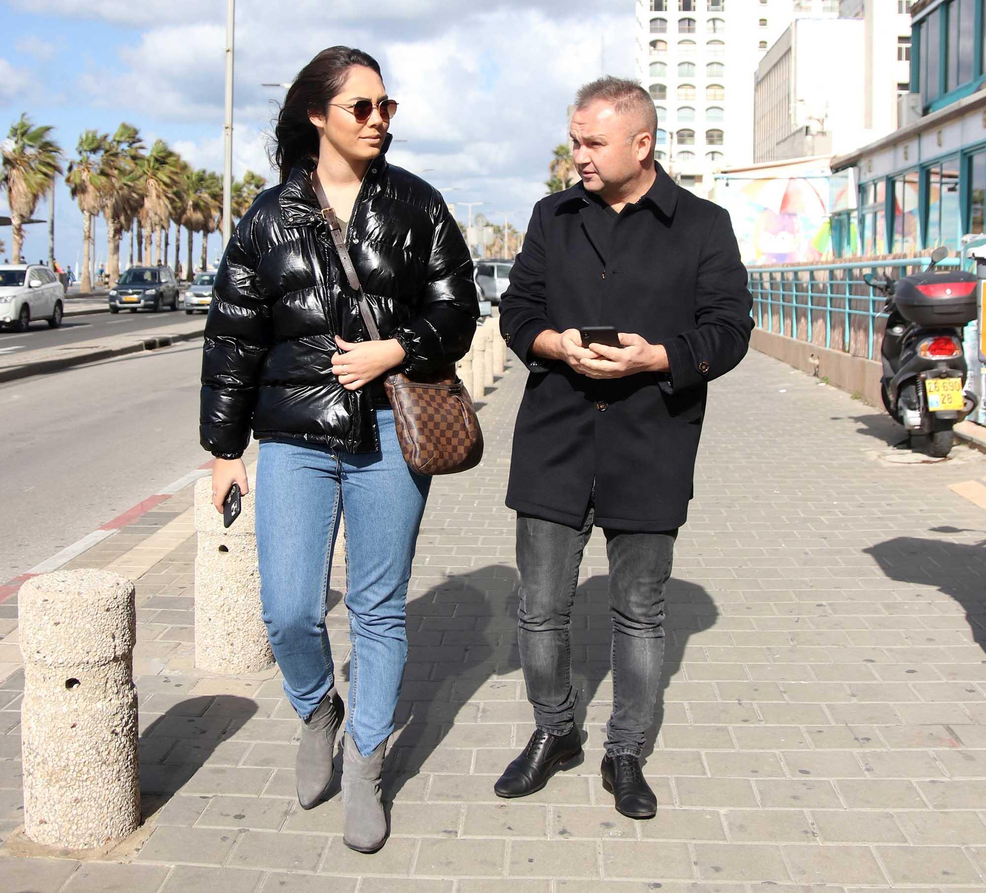 ניקול רזניקוב, סמיון גרפמן, חדשות האופנה