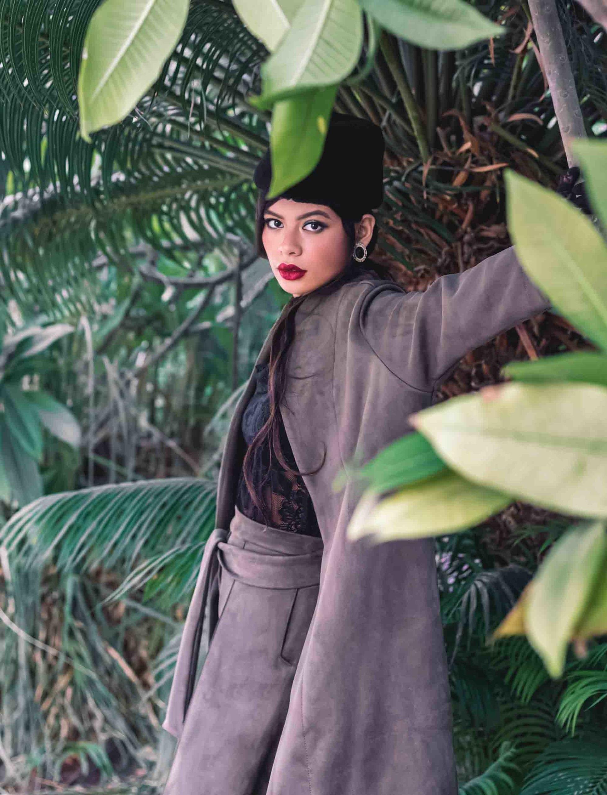 סוזי אבו קעוד, מגזין אופנה - 7