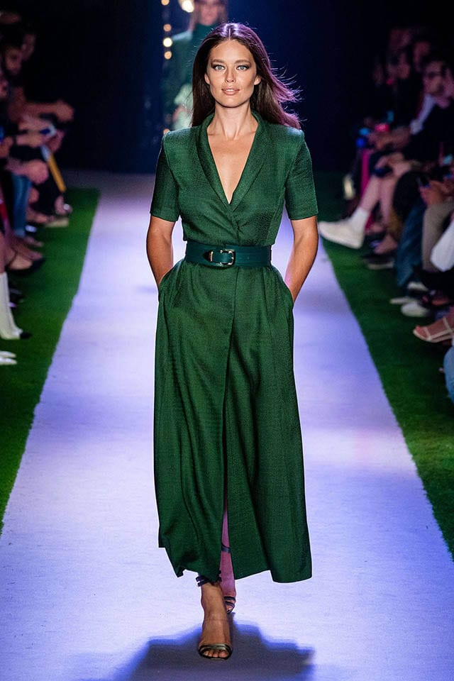 Brandon Maxwell Spring_Summer 2020 Ready-To-Wear, מגזין אופנה