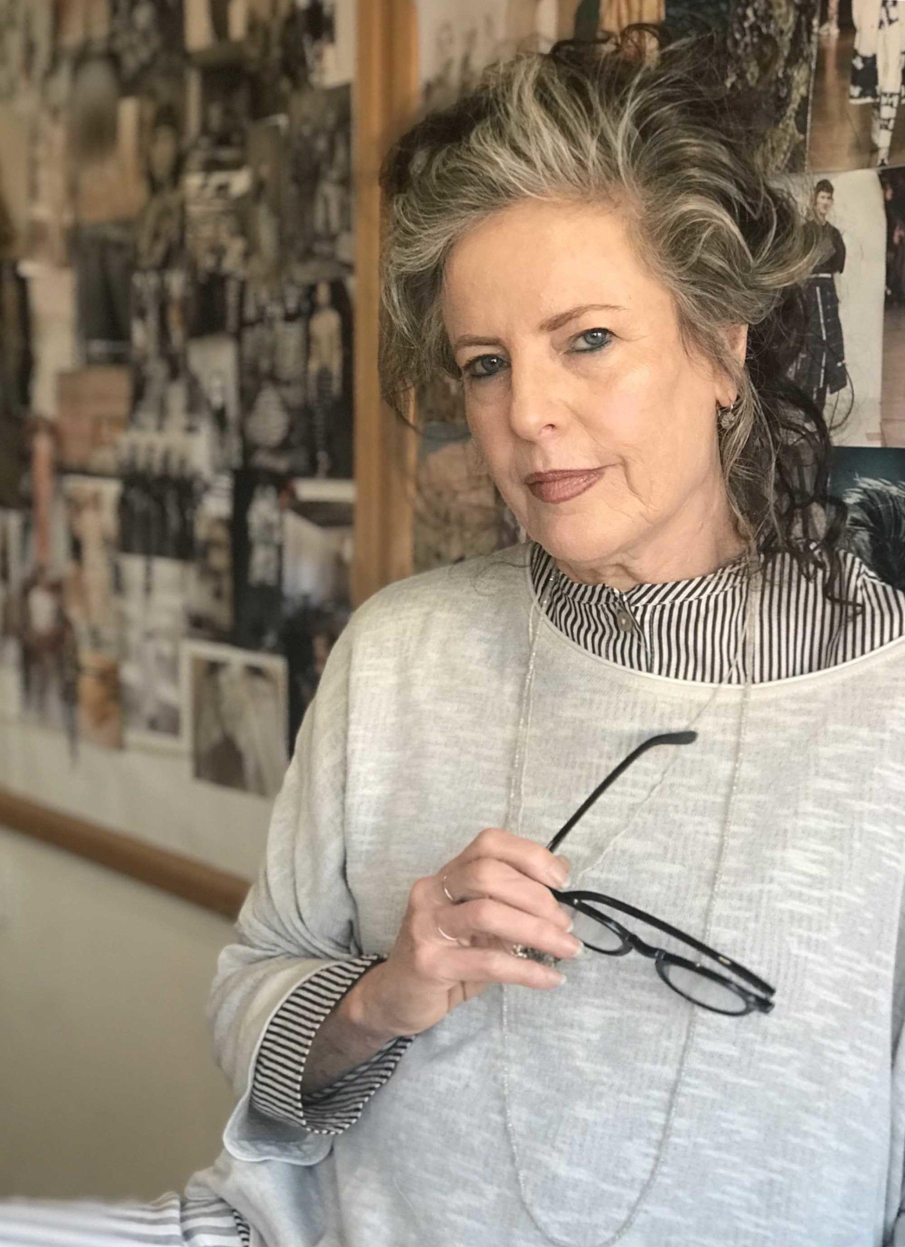רינה צין,מעצבת  אופנה