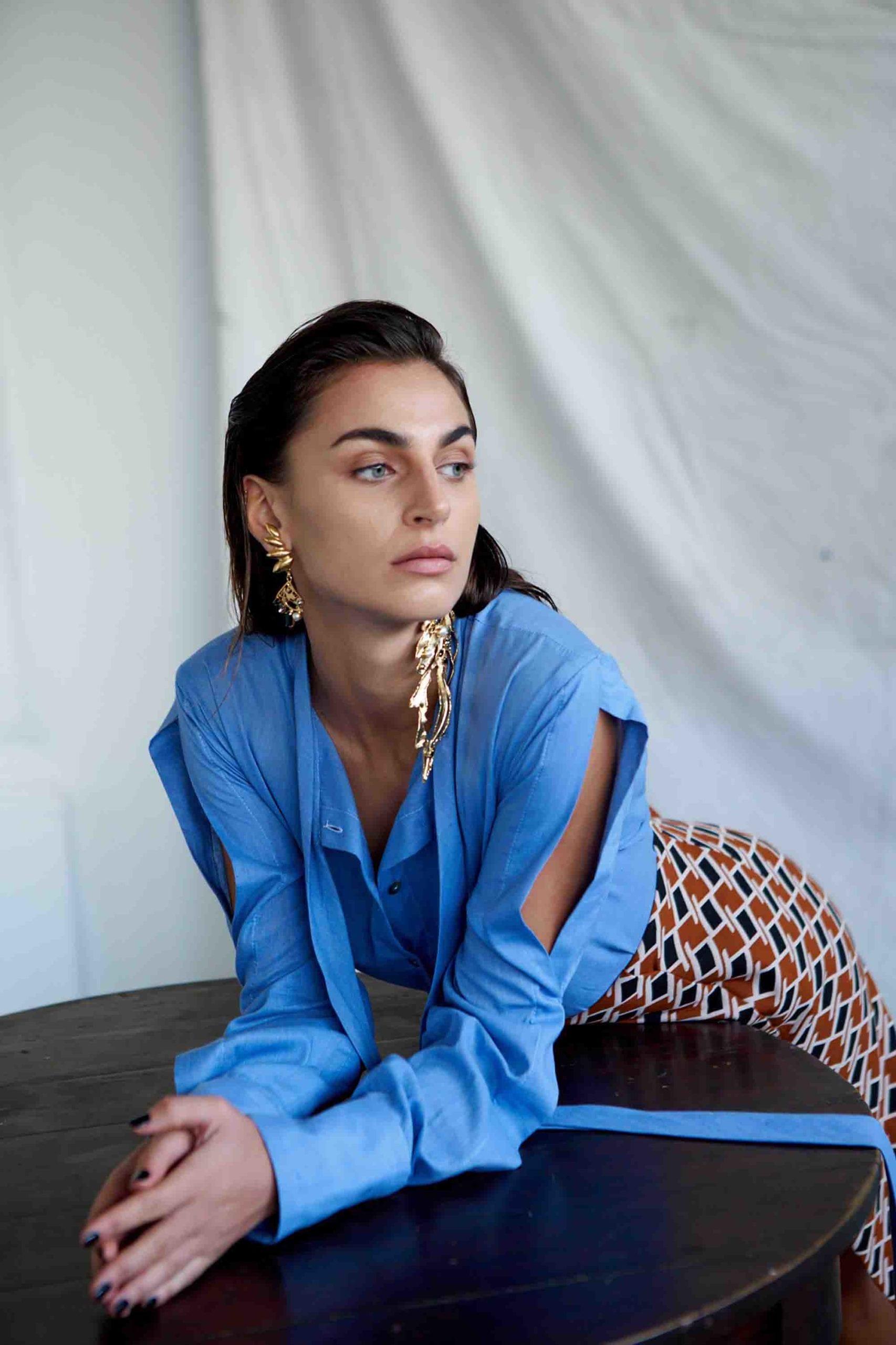 קובי גולן, Kobi Golan, מעצב אופנה, קולקציית אופנה 2020, מגזין אופנה, כתבות אופנה, הילה שייר, אופנה, מגזין אופנה ישראלי -