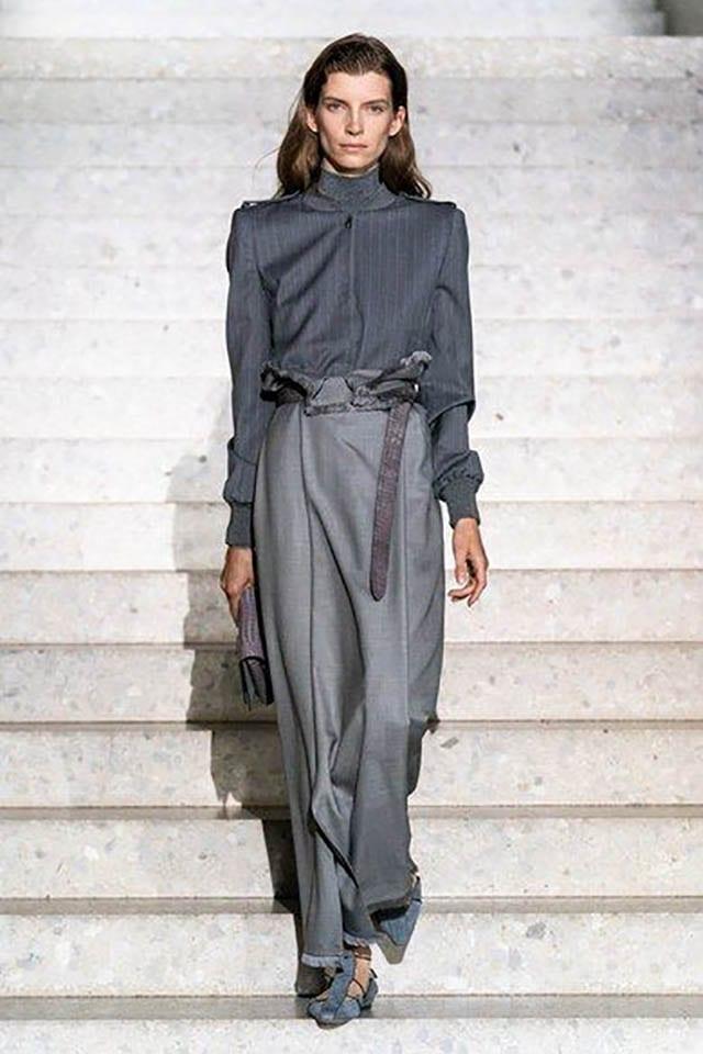 Max Mara. מגזין אופנה