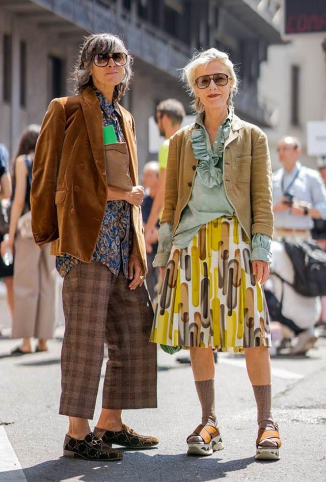 Men's Fashion Week Street Style - All The Pretty Birds, מגזין אופנה