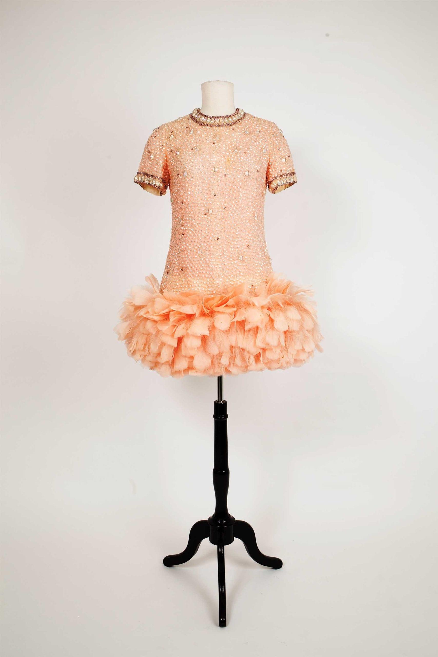 אופנה, Sarah Fredricks 1960s photo by Lee Barbu (Custom)