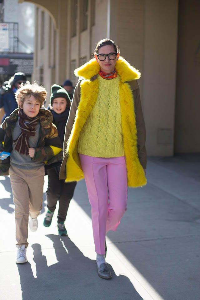 So Cool It Hurts_ New York Fashion Week Street Style, מגזין אופנה