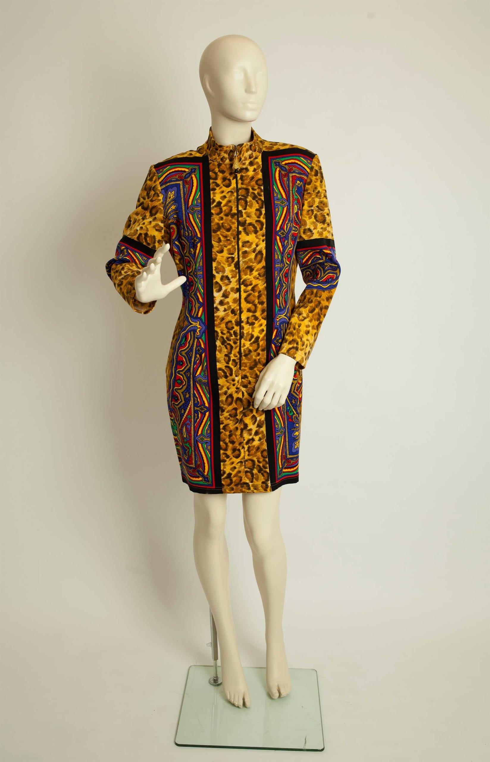 Versace 1992 photo by Lee Barbu, אופנה, )